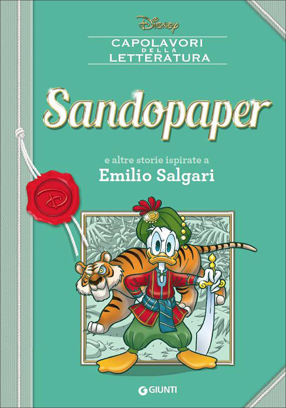 Cover Capolavori della Letteratura 3 - Sandopaper