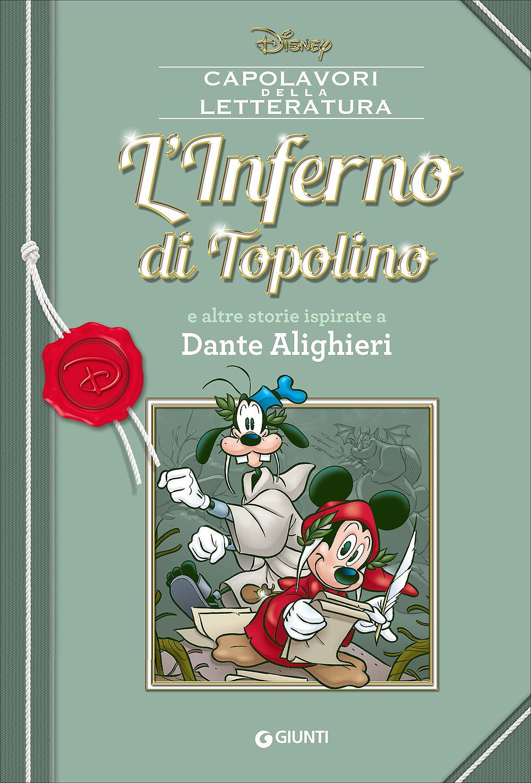 Cover Capolavori della Letteratura 5 - L'Inferno di Topolino