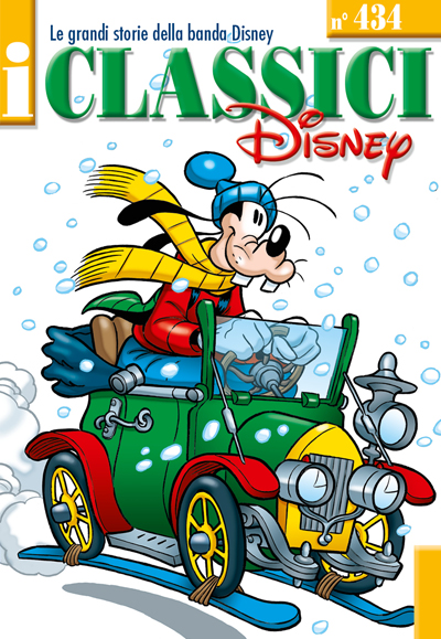 Cover i Classici Disney 434