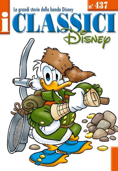 Cover i Classici Disney 437
