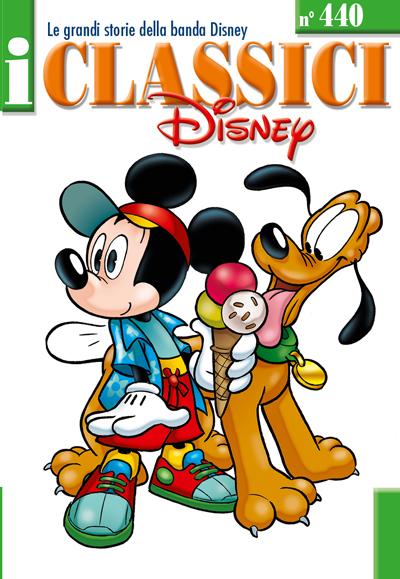 Cover i Classici Disney 440