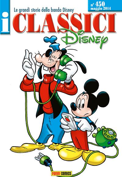 Cover i Classici Disney 450