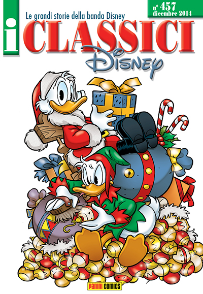 Cover i Classici Disney 457