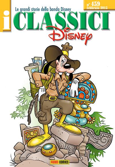 Cover i Classici Disney 459