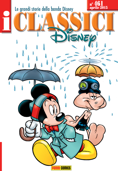 Cover i Classici Disney 461