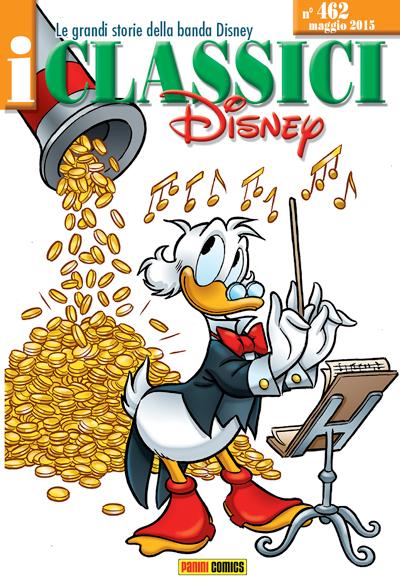 Cover i Classici Disney 462
