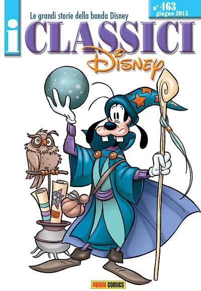 Cover i Classici Disney 463