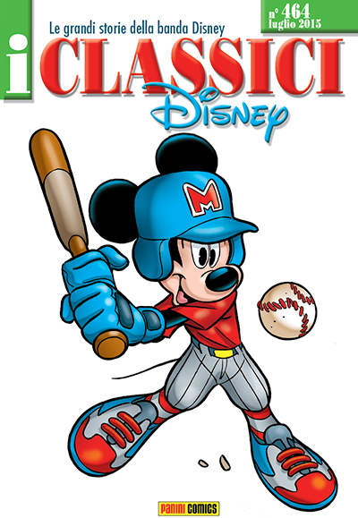 Cover i Classici Disney 464