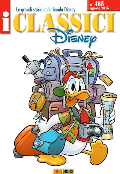 Cover i Classici Disney 465