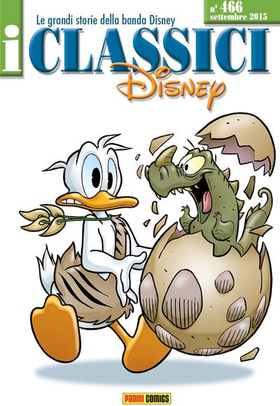 Cover i Classici Disney 466