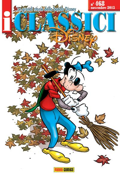 Cover i Classici Disney 468
