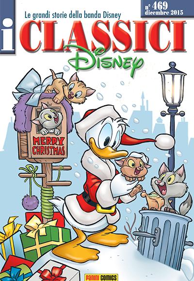 Cover i Classici Disney 469