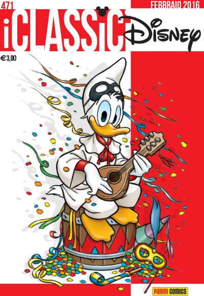 Cover i Classici Disney 471