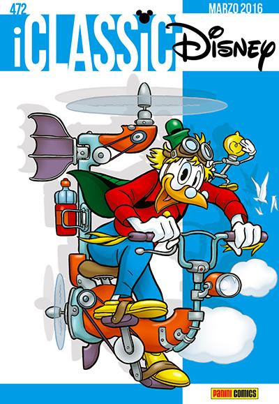 Cover i Classici Disney 472
