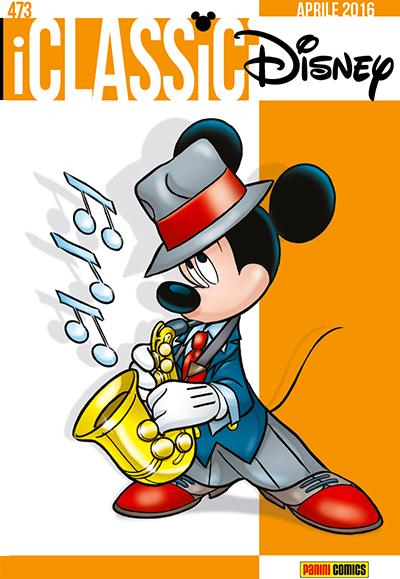 Cover i Classici Disney 473