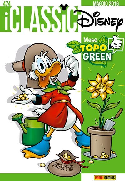 Cover i Classici Disney 474