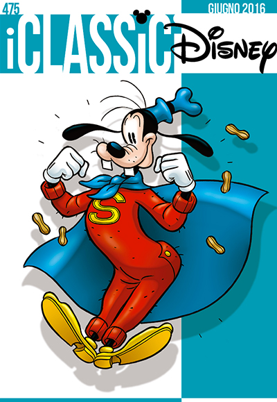 Cover i Classici Disney 475