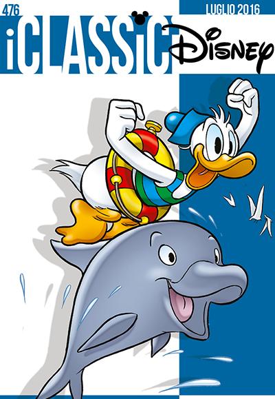 Cover i Classici Disney 476