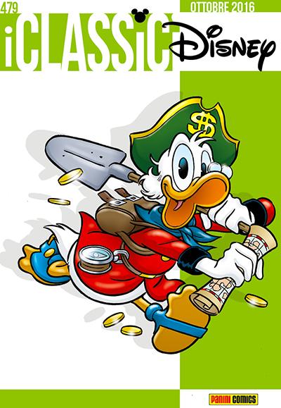 Cover i Classici Disney 479