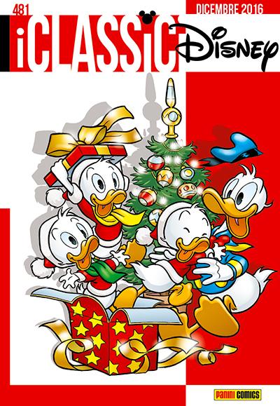Cover i Classici Disney 481