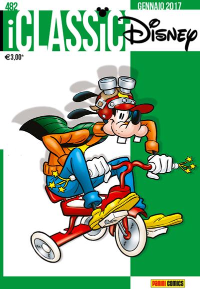 Cover i Classici Disney 482