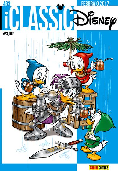 Cover i Classici Disney 483