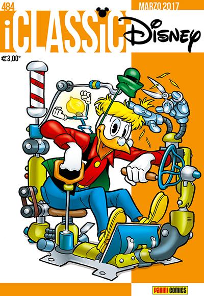 Cover i Classici Disney 484
