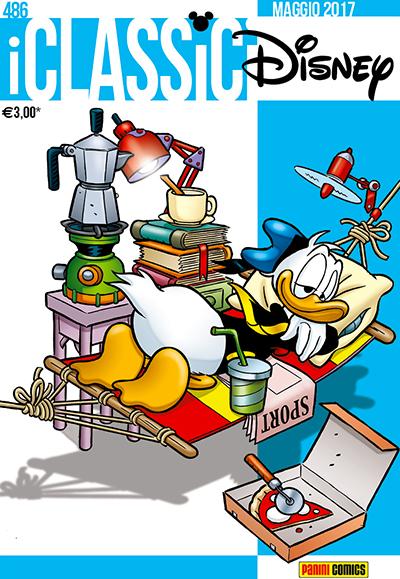 Cover i Classici Disney 486