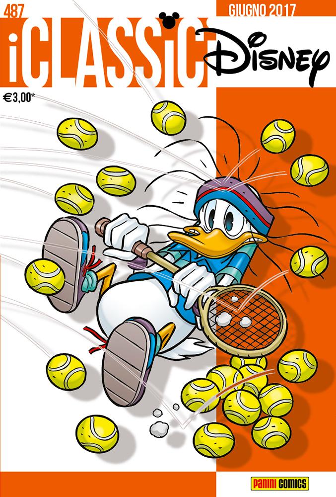 Cover i Classici Disney 487
