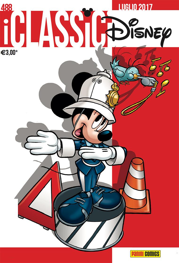 Cover i Classici Disney 488