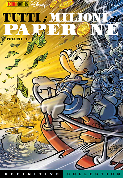 Cover Definitive Collection 11 - Tutti i milioni di Paperone vol. 3
