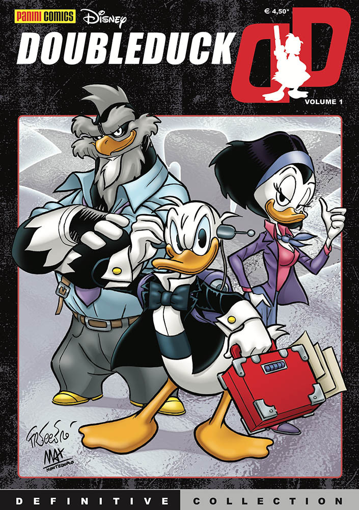 Cover Definitive Collection 17: Doubleduck vol. 1