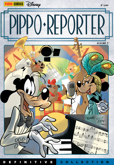 Cover Definitive Collection 7 - Pippo Reporter vol. 2
