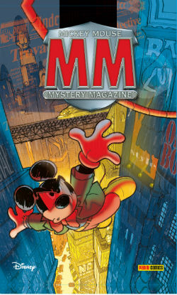Cover Disney Omnibus 1 - Mickey Mouse Mystery Magazine vol. 1