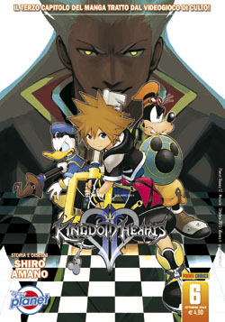 Cover Disney Planet 12 - Kingdom Hearts II - 6