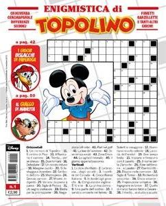 Cover Enigmistica di Topolino 1