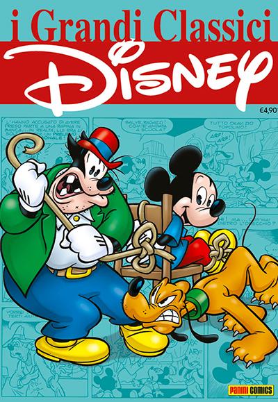 Cover i Grandi Classici Disney 2