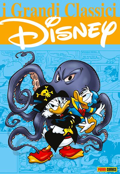 Cover i Grandi Classici Disney 5