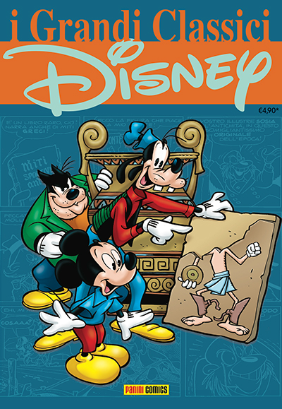 Cover i Grandi Classici Disney 7