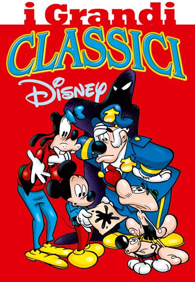 Cover i Grandi Classici Disney 319