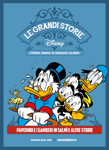 Cover Le grandi storie Disney 1