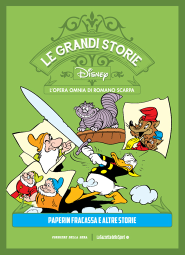Cover Le grandi storie Disney 15