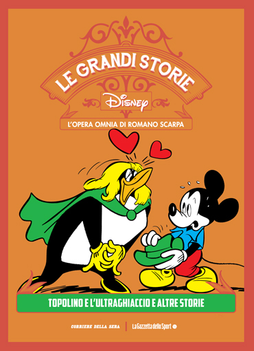 Cover Le grandi storie Disney 16