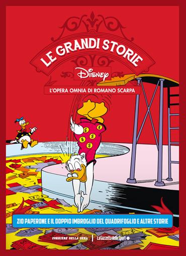 Cover Le grandi storie Disney 18