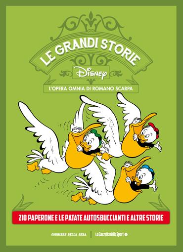 Cover Le grandi storie Disney 19