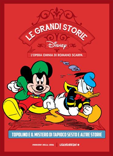 Cover Le grandi storie Disney 2