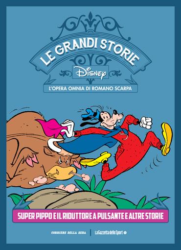 Cover Le grandi storie Disney 21