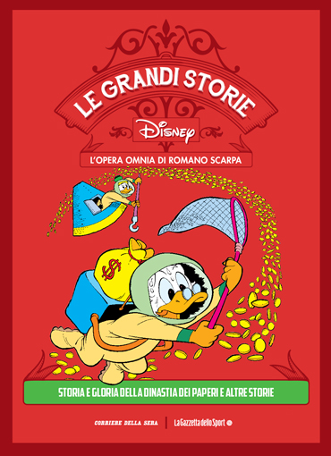 Cover Le grandi storie Disney 22