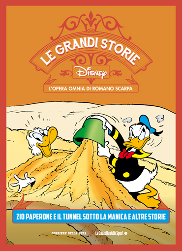 Cover Le grandi storie Disney 24