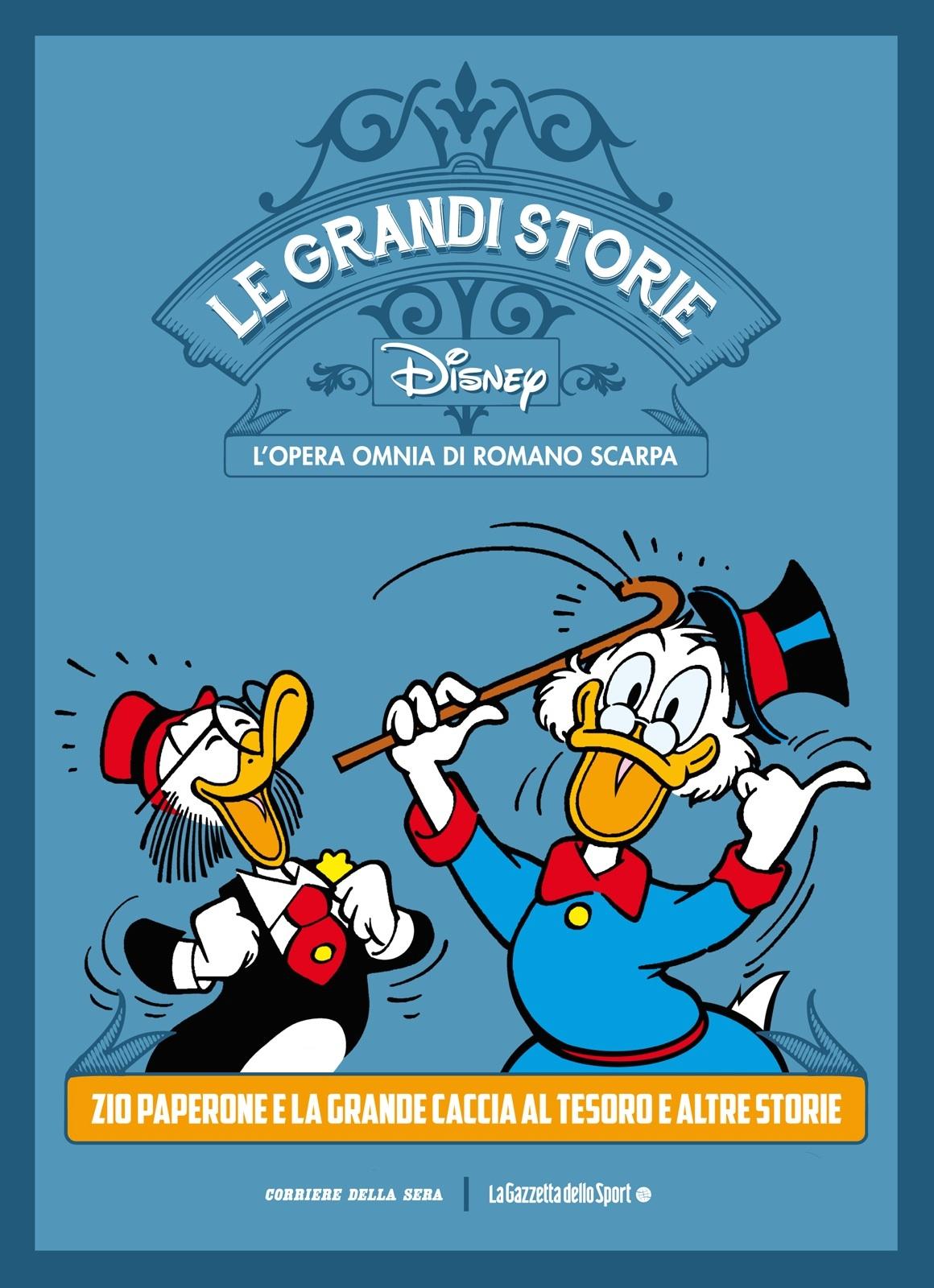 Cover Le grandi storie Disney 25